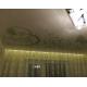 Натяжной потолок с арт печатью