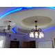 Натяжной потолок с подсветкой Н5.1