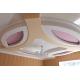 Натяжной многоуровневый потолок Н6.1