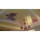 Натяжной потолок с перфорацией