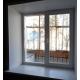 Установка откосов пластикового окна КУ7.4