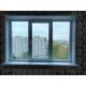 Установка трехстворчатого пластикового окна КУ2.3