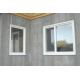 Установка металлического откоса пластикового окна КУ8.2