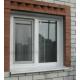 Установка металлического откоса пластикового окна КУ8.4