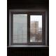 Установка двустворчатого пластикового окна КУ1.1