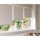 Рулонная штора на трехстворчатое окно